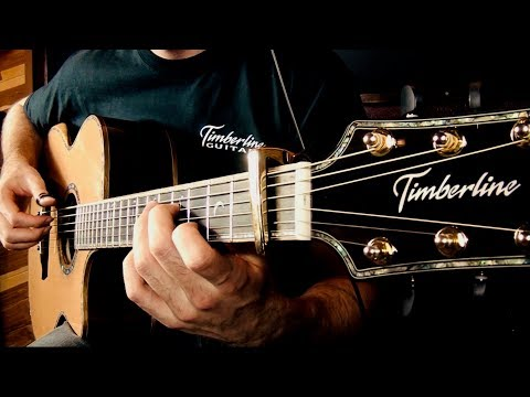 Ambient Acoustic Guitar – Forever – (Live in Studio) – Jamie Dupuis