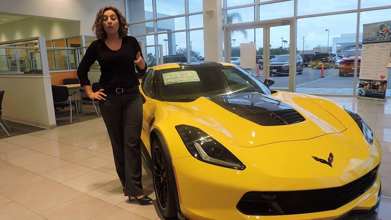 2016 z06 c7 r corvette payne auto mall weslaco texas for Payne motors in weslaco