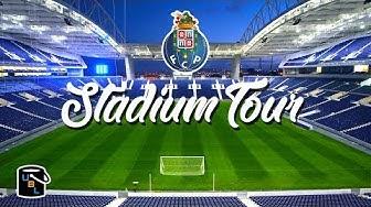 ⚽ FC Porto Football Stadium Tour (Estádio do Dragão)