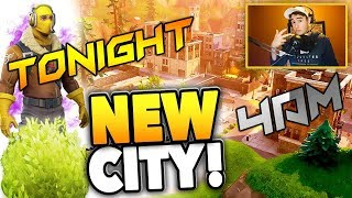 🔴NEW CITY NEW UPDATE COMING OUT AT 4AM PLAYING WITH  SQAUDS WITH STOCKS 🔴