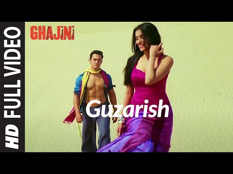 Guzarish (Full Song) Ghajini feat. Aamir Khan thumbnail