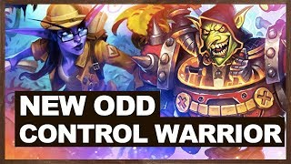 How To Play New Odd Control Warrior | The Boomsday Project | Hearthstone