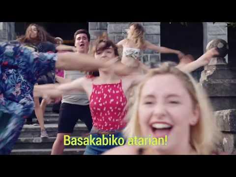 Go!azen 5.0: Basakabiko atarian (Karaokea)