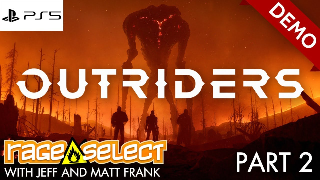 Outriders - Demo (The Dojo) Let's Play - Part 2