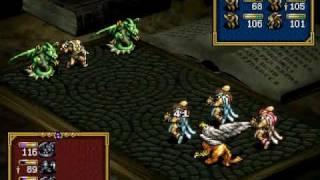 Ogre Battle MOTBQ (PSX) - Boss Series : GILBERT (3)