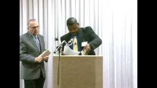 Tongue talking & Miracle working - Shorewood Bible Conference 2012 Chicago IL.