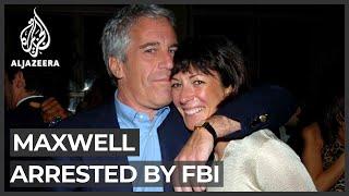 Jeffrey Epstein Confidante Ghislaine Maxwell Arrested By Fbi