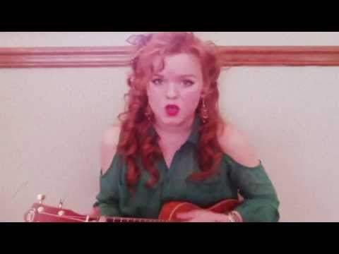 """""""Train Song"""" by Feist and Ben Gibbard Ukulele Cover by Jerusha Lynn Pimentel"""