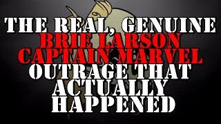 Captain Marvel: The Real, Genuine Outrage | Jack Saint