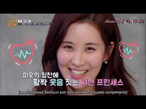 """[SUB ITA] 170105 LIPSTICK PRINCE - """"I Shook Hands With SNSD!"""" P.O Is A SOne! EP 6"""