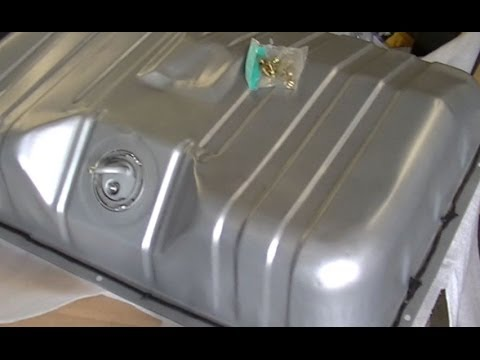 Mustang Gas Tank And What Is Strip Calk  1969 Mustang
