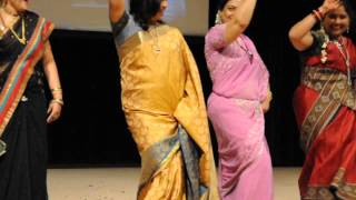 LOLA Group DANCE WITH HEROINE RADHIKA on Stage ! WAVE 5th Anniversary Celebrations