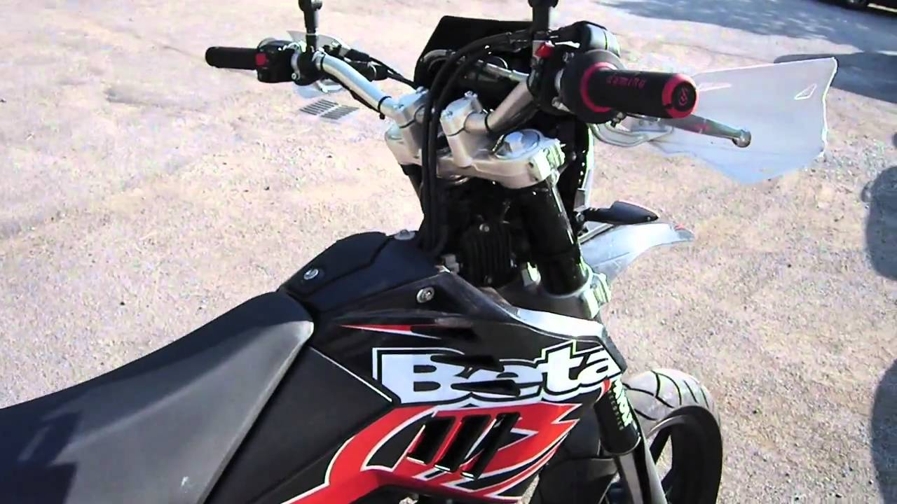beta rr 125 lc motard youtube. Black Bedroom Furniture Sets. Home Design Ideas