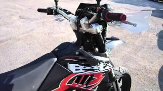 2011-2020 Motorrad vorne hinten Bremsbel/äge Organic Disc A//C - Spoke Wheel 2008-2014 L//C - Cast Wheel For BETA RR 125 4T Motard RR125 4T Motard