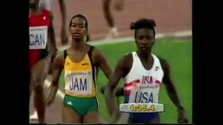 4074 Olympic Track & Field 1992 4x400m Women