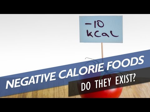 Do Negative Calorie Foods Exist & Can They Help You Lose Fat?
