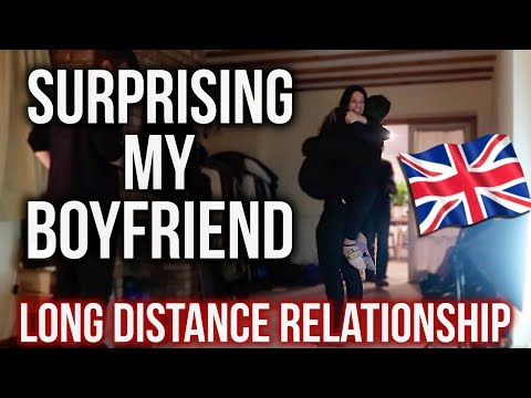 me and my boyfriend are in a long distance relationship
