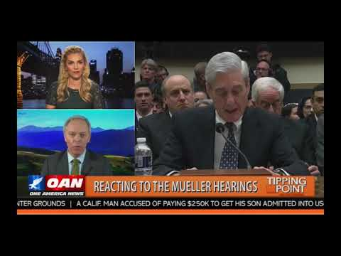 "OAN's ""The Tipping Point"" with Liz Wheeler, July 24, 2019: What the Mueller Report Means"