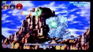 Cotton Boomerang (Sega Saturn)
