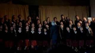 coro sta ines LA CUMBRE, 2008