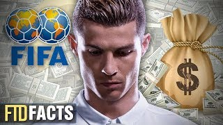 How Much Money Does FIFA World Cup Make? | 2018