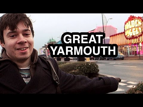 Weekend in Great Yarmouth, England