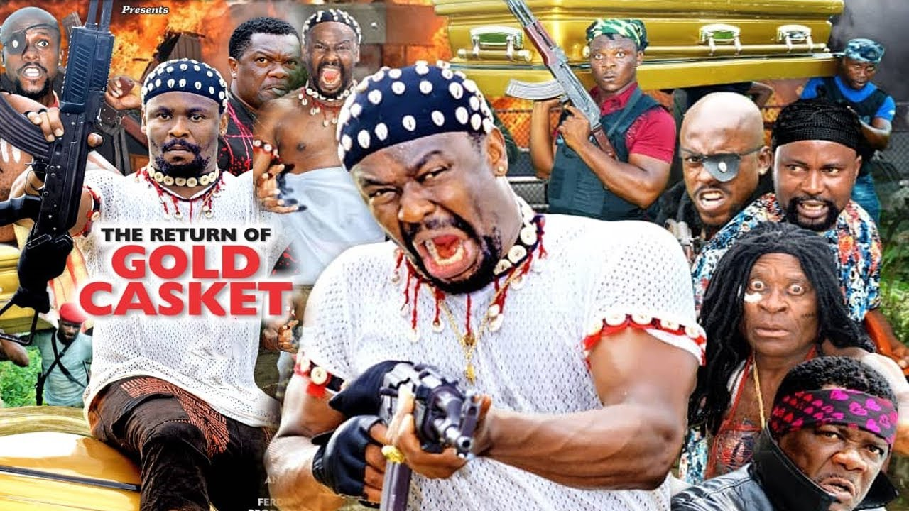Download THE RETURN OF GOLD CASKET SEASON 6 - ZUBBY MICHEAL|2021 LATEST NIGERIAN NOLLYWOOD MOVIE