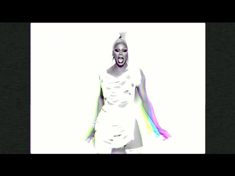 RuPaul - Born Naked (Stadium Remix) Official Music Video thumbnail
