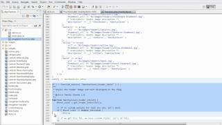видео wp_head() - функция WordPress