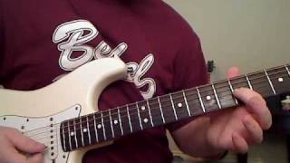 James Gang - Funk No. 49 - GUITAR LESSON