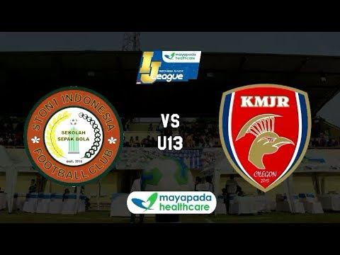 Stoni Indonesia FC vs KMJR Cilegon [Indonesia Junior Mayapada League 2018] [U13] 4-11-2018
