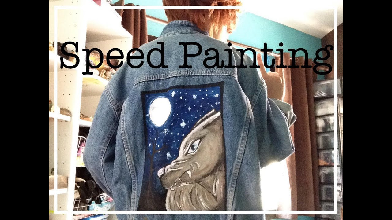 how to get paint out of jacket