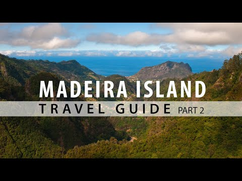 Madeira Island - Travel Guide Part#2 HD 1080p