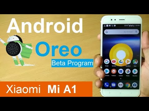 Xiaomi Mi A1 Android Oreo 8.0 Beta Version How to Apply And install through OTA Update