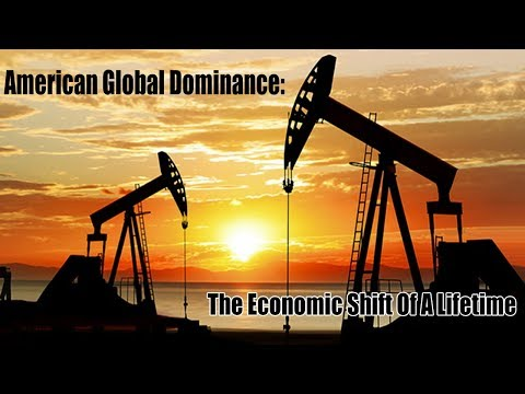 American Global Dominance: The Economic Shift of a Lifetime