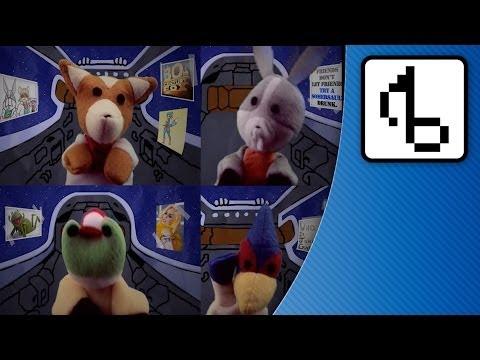 Star Fox: Space Oddity - brentalfloss