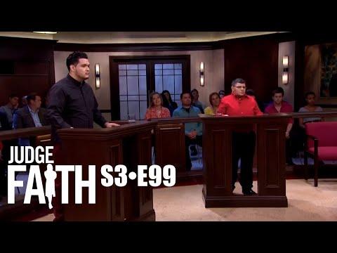 Judge Faith  Stolen Wallet; Problem Child Season 3: Episode 99