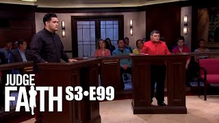 Judge Faith - Stolen Wallet; Problem Child (Season 3: Episode #99)