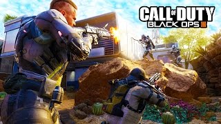 Call of Duty: Black Ops 3 - Multiplayer BETA Gameplay LIVE! // Part 1 (Call of Duty BO3 Multiplayer)