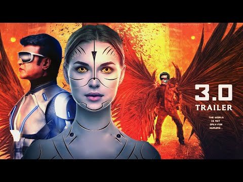 3.0 - Official Trailer [Hindi] | Rajinikanth | Akshay Kumar | Multiplex Indie