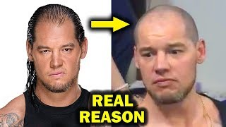 Real Reasons Why Baron Corbin Shaved His Head