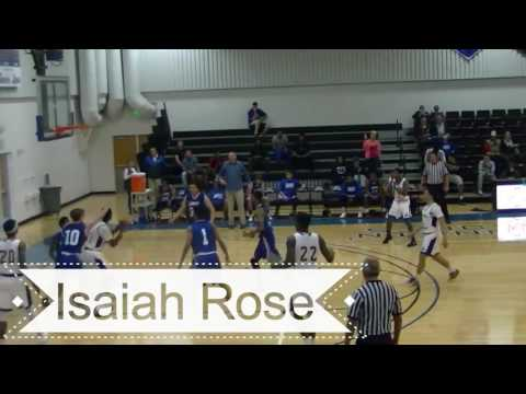 Frank Phillips College Men's Basketball 2016/2017 Game 10