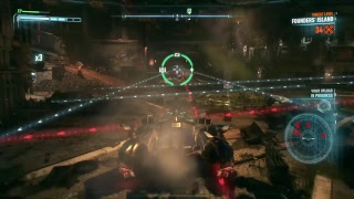 Batman Arkham Knight 240% Playthrough #24