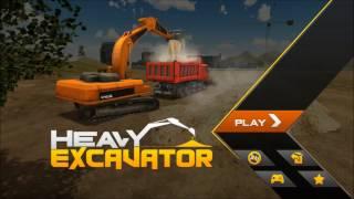 Heavy Excavator Simulator PRO (By Fazbro) - Game Play Andriod screenshot 3