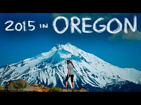 2015 in Oregon: Hiking, Swimming, Waterfalls +Puerto Rico +California