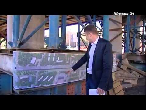 Строительство в деталях: В Москве отремонтируют клеверные развязки
