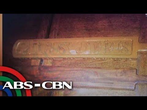 TV Patrol: Mga paddle, nakuha mula sa 'frat lib' ng Aegis Jvris