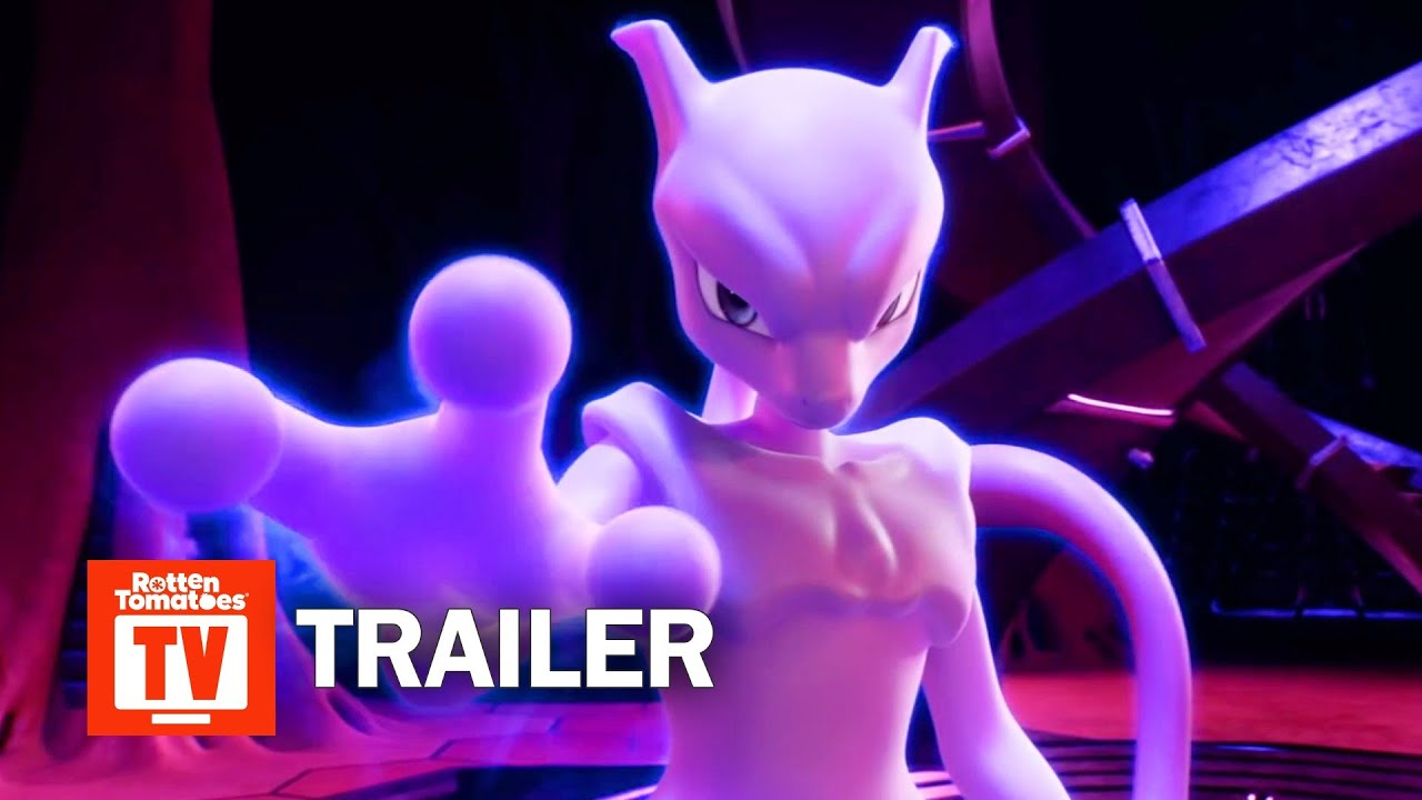 Pokemon The Movie Mewtwo Strikes Back Evolution Is Classic