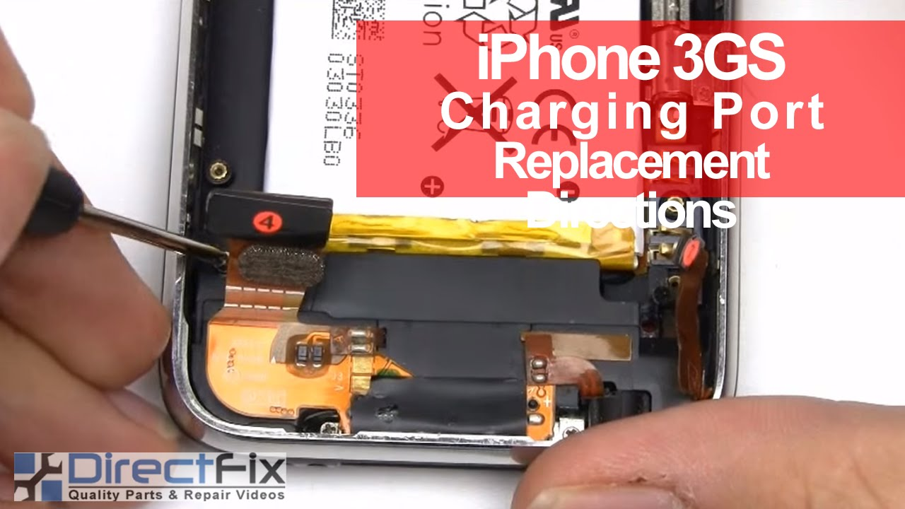 replace iphone charging port how to fix the iphone 3gs charging port 3039