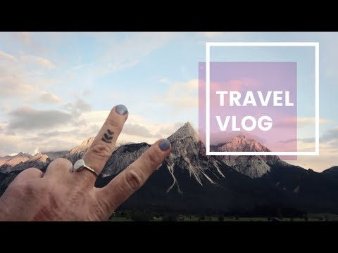 EUROPEAN TRAVEL VLOG | LUXEMBOURG & GERMANY